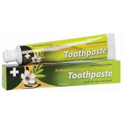 Natures Natural Healer Antibacterial Propolis and Manuka Oil Toothpaste 100g