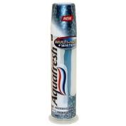 Aquafresh Multi-Action + Whitening Pump 100