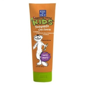 Kiss My Face Berry Treasure Toothpaste with Fluoride, 120ml