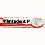 THREE PACKS of Mentadent P Toothpaste