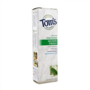 Toms of Maine Wicked Fresh Fluoride Toothpaste Spearmint Ice, Spearmint Ice 140ml
