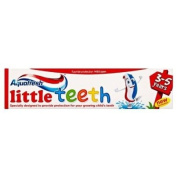 Aquafresh Toothpaste Little Teeth 3-5 Years 50ml