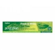 THREE PACKS of Australian tea tree Tea Tree Toothpaste 100ml
