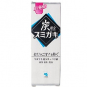 BestOfferBuy Kobayashi Charcoal Powder Power Whitening Toothpaste Tooth Care Japan