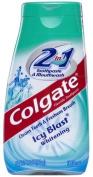 Colgate 5.1cm 1 Toothpaste & Mouthwash, Icy Blast - 140ml