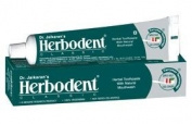 3 x Herbodent Classic Non Flouride Herbal Toothpaste with Natural Mouthwash 100% Vegetarian Not Tested on Animals 3 x 100g *Ship from UK