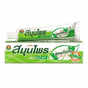 Twin Lotus Thai Herbal Natural Fluoride-free Toothpaste 150 Grammes