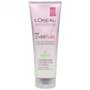 L'Oreal Paris Hair Expertise EverPure Colour Care and Volume Conditioner 250ml