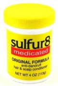 Sulphur-8 Original Hair & Scalp Conditioner 120 ml Jar