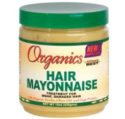 TREATMENT FOR WEAK & DAMAGED HAIR WITH ORGANIC HERBS, OLIVE OIL & EGG PROTEIN 440ml