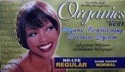 Africa Best ORGANICS No-Lye Conditioning Relaxer Kit-Regular