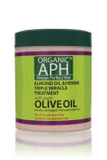 APH Almond Oil & Henna Triple Miracle Treatment with pure Olive Oil
