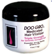 HAIR GROWTH TRIPLE STRENGTH FOR SEVERELY DAMAGED HAIR