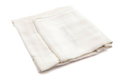 Anti Ageing Silk Pillow Case - Single, White - A beauty sleep must - Preventing Wrinkles and Hair Loss - 100% Silk