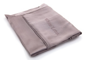 Anti Ageing Silk Pillowcase - Single, Pearl Grey - A beauty sleep must - Preventing Wrinkles and Hair Loss - 100% Silk, Read a review on Fab After Fifty!