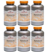 Advecia Hair Loss Supplement - 6 Month Supply