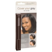 Cover Your Grey Hair Mascara for women MIDNIGHT BROWN