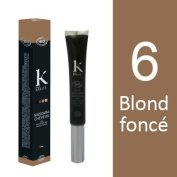 K pour Karité, Organic Hair Mascara (100% white hair covered) n°6 Dark Blond