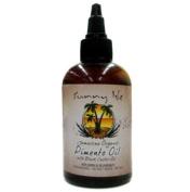 SUNNY ISLE JAMAICAN ORGANIC PIMENTO OIL BLACK CASTOR OIL CASTOR OIL 100% NATURAL