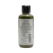 Khadi Brahmi Bhringraj Amla Hair Oil with Almond Oil Ayurvedic Paak Sidh Method Stops Greying Dandruff *Ship from UK