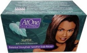 At One Botanical STRONGENDS SENSITIVE SCALP Relaxer Kit-Super