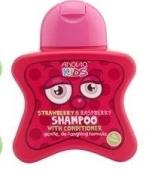 Anovia Kids Strawberry & Raspberry Shampoo with Conditioner 250ml