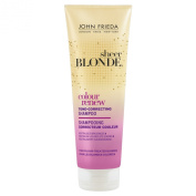 John Frieda Sheer Blonde Colour Renew Tone Correcting Shampoo 250ml