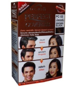 Shampoo-In Hair colour Permanent Dcash Perfect Cover Brown Black
