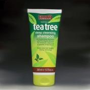 Beauty Formulas Tea Tree Deep Cleansing Shampoo 200ml