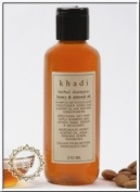 khadi Herbal Shampoo Honey & Almond Oil