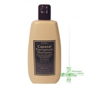 Capasal therapeutic shampoo.