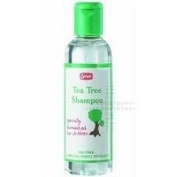 THREE PACKS of GR Lanes Tea Tree Shampoo 200ml