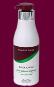Mon Platin 500ml Natural Silk Therapy Black Caviar Total Volume Shampoo for Curly Hair