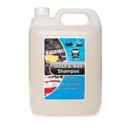 2 x 5 Litre - Vehicle Super Wash & Wax Car Shampoo. PBS Medicare Best Price detergent based cleaner Which is effective at removing tough dirt and grime, leaving a streak free finish and a protective wax film. It is safe on paintwork and su ..