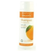 THREE PACKS of Bentley Organic Shampoo Frequent Use 250ml