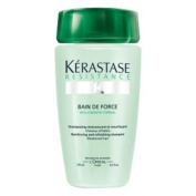 Kerastase Resistance Bain De Force 250 ml -- Shampoo for weak & damaged hair