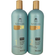 "Keracare Dry & Itchy Scalp Shampoo 950ml + Conditioner 950ml ""Combo Set"""