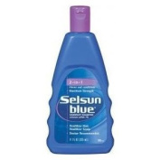 Selsun Blue Medicated Dandruff Shampoo/Conditioner 2-in-1 Treatment, 325 ml