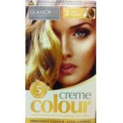 Glamorise Permanent Light Blonde Hair Colourant Creme Dye