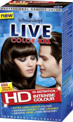 Schwarzkopf LIVE Colour XXL Unlimited Gloss 880 Tempting Chocolate