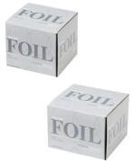 Foils Premium Silver Rolls