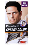 Bigens Mens Speedy Natural Black 101