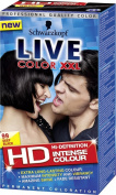 Schwarzkopf LIVE Colour XXL 99 Deep Black