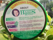 Habibs Aesthetics Henna Rare Mix of Himalayan Herbs Bhringraj Amla Brahmi & Jatamansi 200gms *Ship from UK