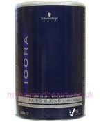 Igora Vario Blond Extra Power White Dust Free Blea