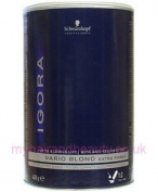 Igora Vario Blond Extra Power White Dust Free Blea