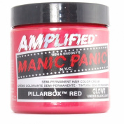 Manic Panic Amplified Pillarbox Red 118ml