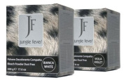 Jungle Fever - Professional Dust Free Bleach Powder 500g e 520ml - Colour VIOLET