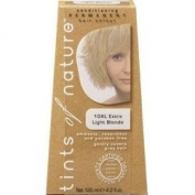 THREE PACKS of Tints of Nature Extra Light Blonde 120ml