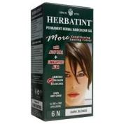 THREE PACKS of Herbatint Dark Blonde 6N Hair Colour 120ml
